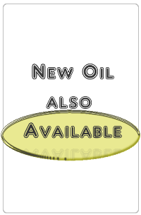 New oil also available!